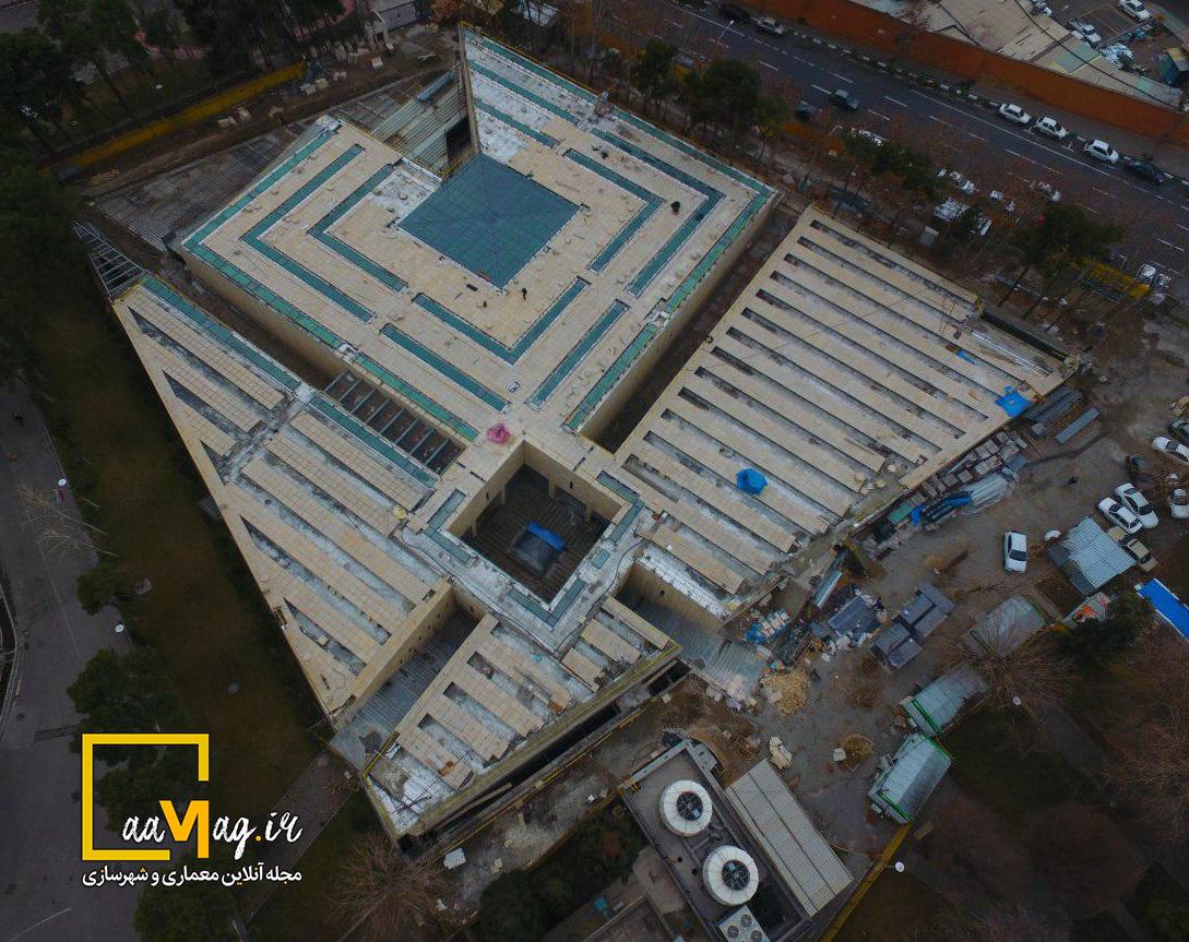 کتابخانه مرکزی علم و صنعت - فرهاد احمدی