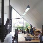 طراحی دفتر اداری KL