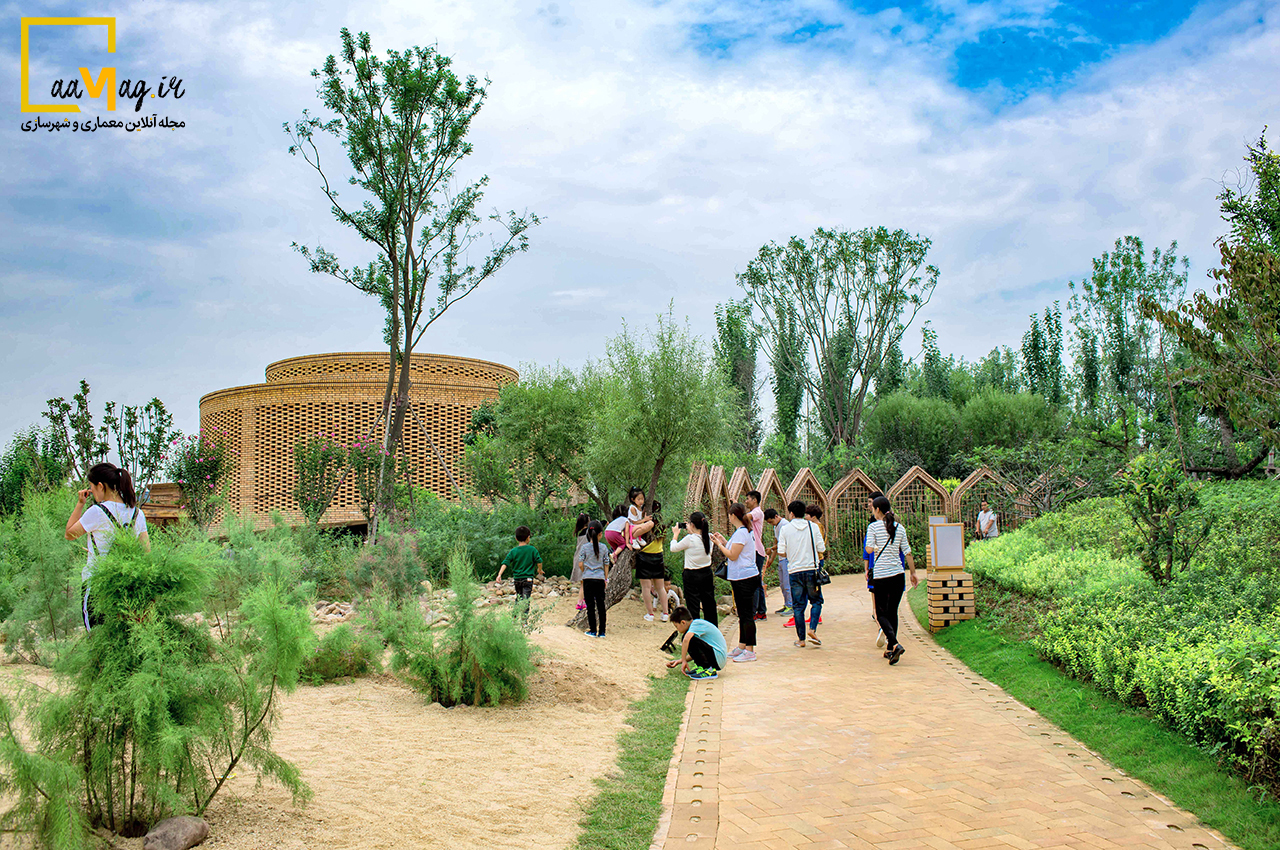 China International Horticultural Expo Urumqi Garden aaMag.ir