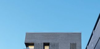 بازسازی آپارتمان آجری خانوادگی