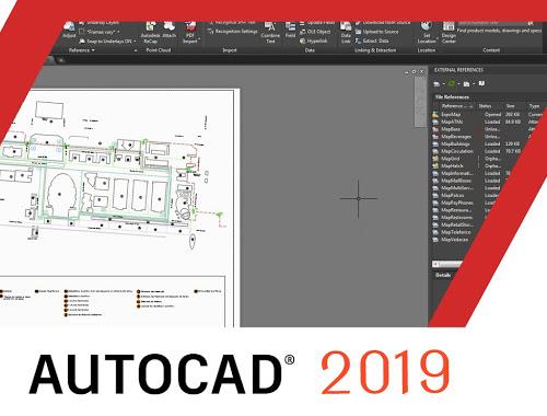 نرم افزار اتوکد 2019 - Autodesk AutoCAD 2019