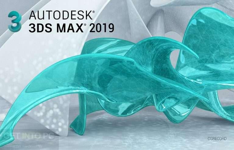 دانلود تری دی مکس AUTODESK 3ds Max 2019